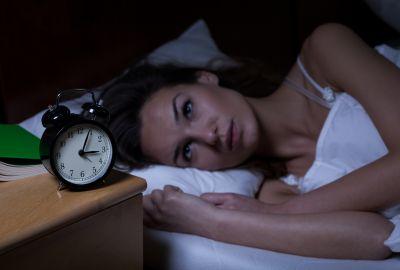 Нарушение режима сна мешает похудеть