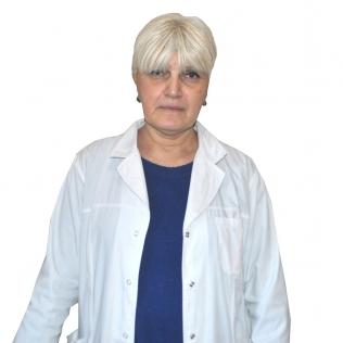 Мариам Арчиловна Месхишвили