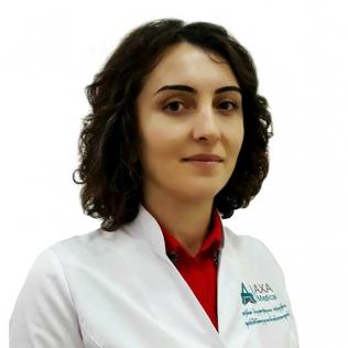 София  Алибегашвили