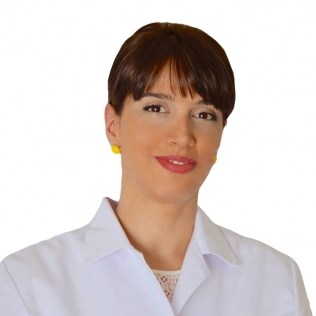 Ирина  Капианидзе